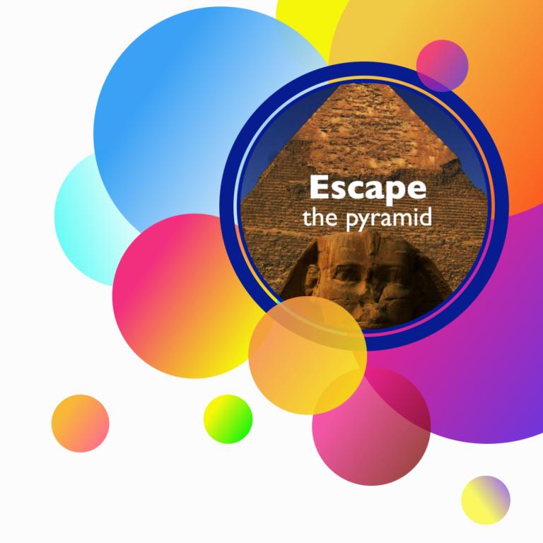 Singapore online teambuilding virtual Escape the pyramid