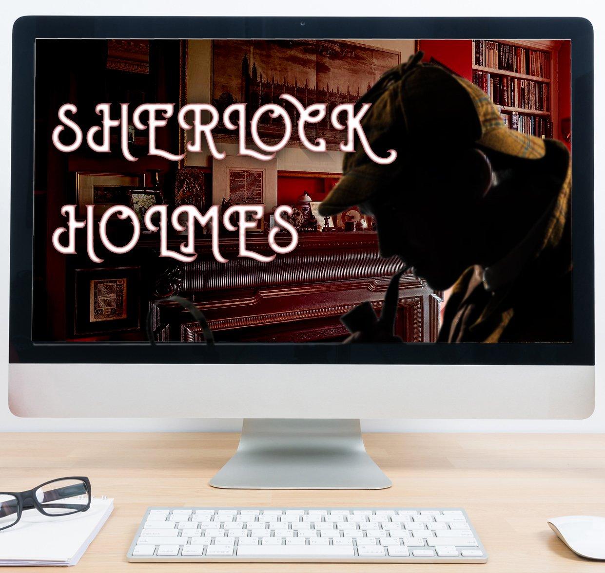 Virtual Escape -Theme Sherlock Holmes